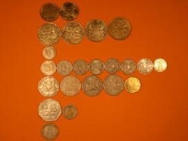 Kenijos monetų rinkinys