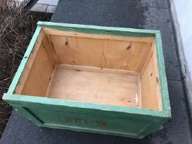 Medinė karinė dėžė - nuotraukos Nr. 2