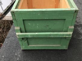 Medinė karinė dėžė - nuotraukos Nr. 3