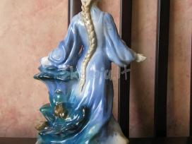Porceliano statulele . zr. foto.gal kolekcijai