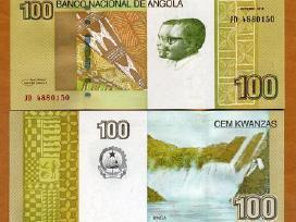 Angola 100 Kwanzas 2012m. P153 Unc