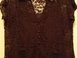 Moteriška ruda palaidine su tunika