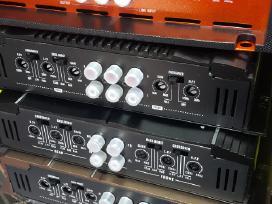 Automobiliniai garso stiprintuvai 600-8000w