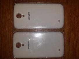 Samsung galaxy s4 baltus baterijos dangtelius