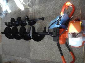 Grąžtas Žemei Ledui benzininis / grąžtai įvairus