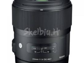 Sigma 35mm f/1.4 Dg Hsm (Art)