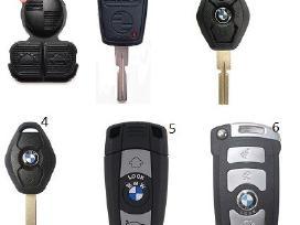 Bmw raktai klasė E39 E46 E53 E60 e61 E92 F10 F11 - nuotraukos Nr. 2