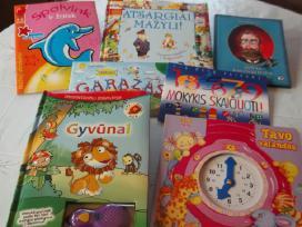 Nauji vaikiški stalo žaidimai, knygutės - nuotraukos Nr. 9