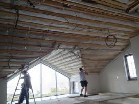 Įtempiamos lubos – nuosavam name