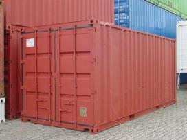 Jūriniai konteineriai nuoma
