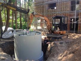 Dujotiekis, kanalizacija, vandentiekis ir kita - nuotraukos Nr. 11
