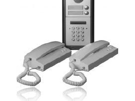 Video, Telefonspynės, domofonų montavimas