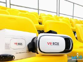 Virtualios realybės akiniai Vr Box 2 + pultelis