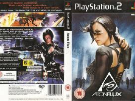 Originalūs playstation 2 (ps2) žaidimai, priedai - nuotraukos Nr. 3