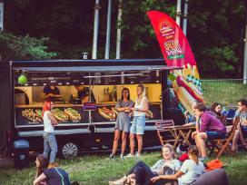 Skanaus maisto Food Truckas Jūsų Šventėje!
