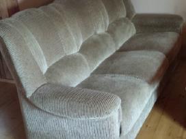 Sofa,foteliai