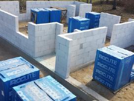 Akyto betono blokeliai Roclite - nuotraukos Nr. 2