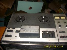 """Magnetofonas """"elfa-201 stereo"""""""