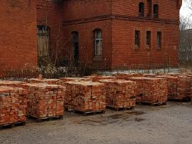 Senovinės vokiškos plytos