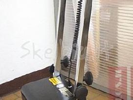 Laiptų (už)kopiklis neįgaliojo vežimėlio kėlimui - nuotraukos Nr. 2