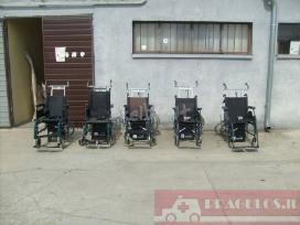 Laiptų (už)kopiklis neįgaliojo vežimėlio kėlimui - nuotraukos Nr. 3