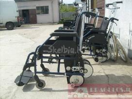 Laiptų (už)kopiklis neįgaliojo vežimėlio kėlimui - nuotraukos Nr. 5