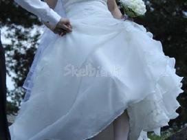 Parduodu vestuvinę suknelę (demetrios kolekcija)
