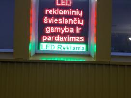 Led reklamines Svieslentes,ju gamyba - nuotraukos Nr. 4