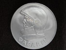 30 metis Pagaminta iš kosmoso skrendama Gagarinas