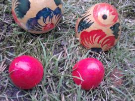 3 kiaušiniai - viename