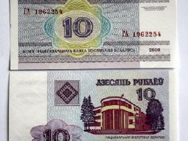 Baltarusijos Rubliai 2000 m. Unc - nuotraukos Nr. 3