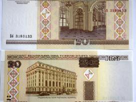 Baltarusijos Rubliai 2000 m. Unc - nuotraukos Nr. 4
