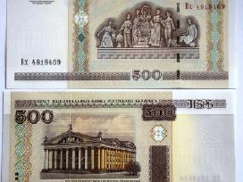 Baltarusijos Rubliai 2000 m. Unc - nuotraukos Nr. 7