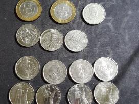 Lietuviski centai ir litai kainos sutartines