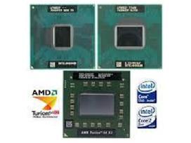 Amd ir Intel procesoriai laptopams