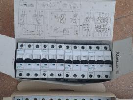 Elektros prekės - automatiniai jungikliai