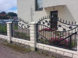 Kiemo vartai kaina nuo 300 e - nuotraukos Nr. 4