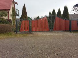 Kiemo vartai kaina nuo 300 e - nuotraukos Nr. 5