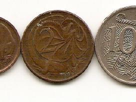 Australijos monetu rinkinukas