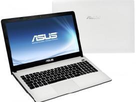 Nešiojamą kompiuterį Asus X501u dalimis