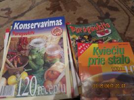 Žurnalai Paragaukite:kviečiu prie stalo: Konservav