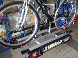 Itališki dviračių gabenimo laikikliai Menabo