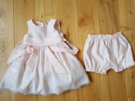 Nauja proginė suknelė 1,5-2 metų mergaitei