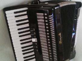 Parduodu akordeoną Seveneli.
