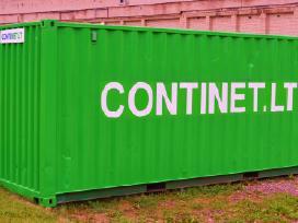 Mobilių sandėlių / konteinerių nuoma Vilniuje