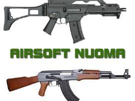 Automatų, pistoletų nuoma žaidimui ir vakarėliams