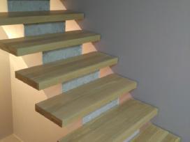 Laiptai, - Projektavimas / Gamyba / Montavimas - nuotraukos Nr. 10