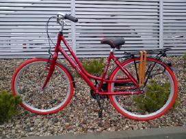 Nauji stilingi dviratukai Triumph 28
