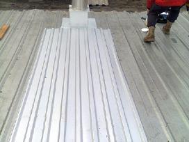 Senu stogu renovacija ir skardinimo darbai