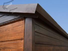 Rudeninė Akcija! Skardinis garažas Superline-plius - nuotraukos Nr. 6
